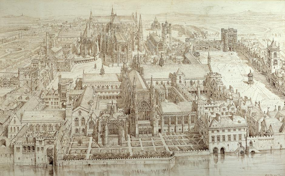 The Neo Gothic Redesign Of Palace Westminster